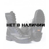 """Ботинки с высоким берцем ТРЕК """"BIZON"""" с молнией, на натуральный меху, кожа хром. """"Флотер"""""""
