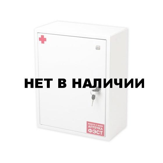 Аптечка офисная АРК ФЭСТ №5.3 шкаф металл