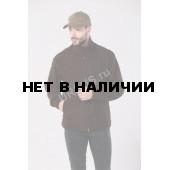 Флисовая мужская куртка Gerkon Picnic цвет Коричневый