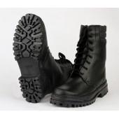 Ботинки с высоким берцем ARMY хром на искусственном меху