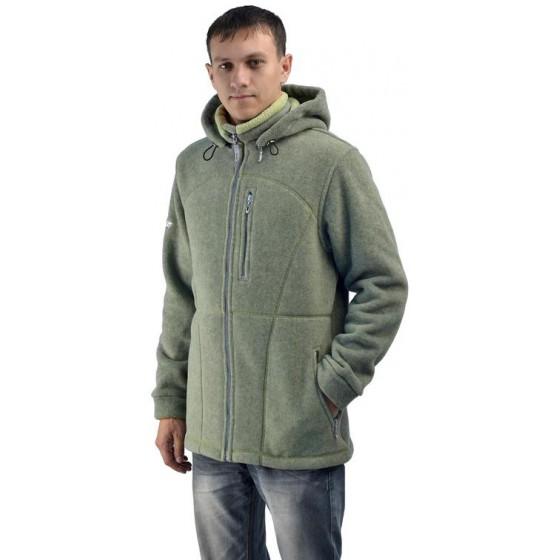Куртка ПОЛАР мужская с капюшоном