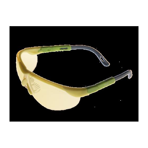 Очки открытые РОСОМЗ О85 ARCTIC CONTRAST StrongGlass™ (PC) янтарные (18536)