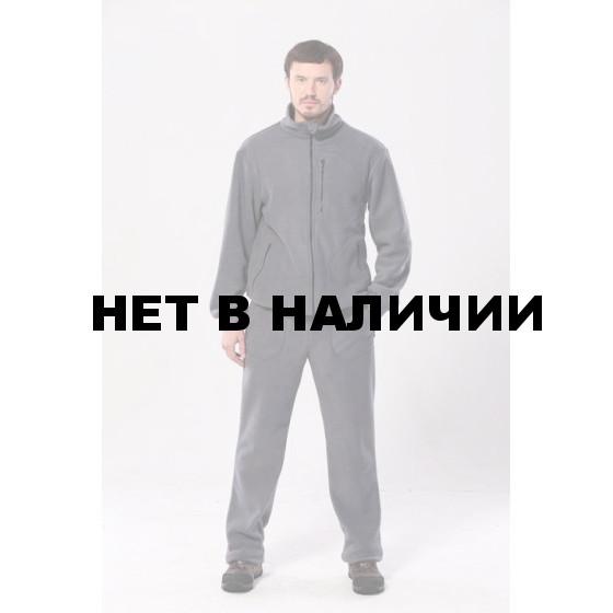 Флисовый мужской костюм Gerkon Picnic цвет Серый