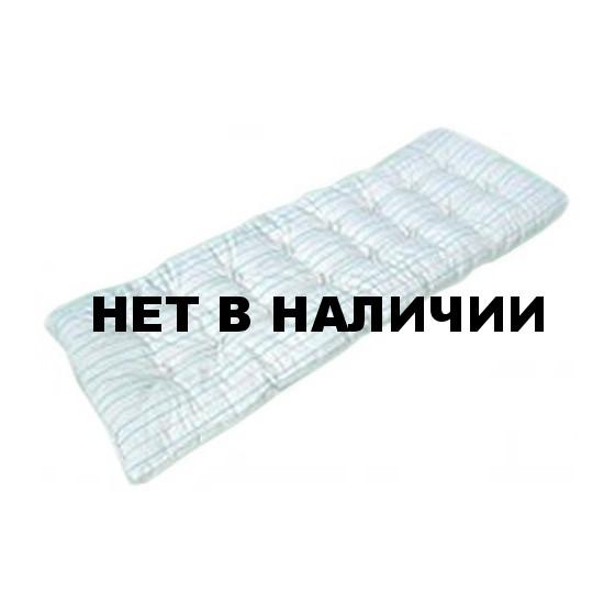 Матрац 1-спальный (70 х 190) ватный(прима) тик