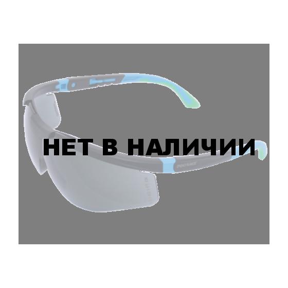 Очки открытые РОСОМЗ О87 ARCTIC StrongGlass™ (5-3,1 PC) зеркально-голубые (18727)