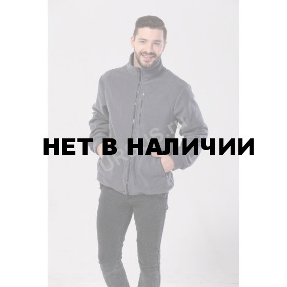 Флисовая куртка мужская Gerkon Picnic цвет Серый