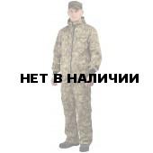 """Костюм мужской """"Тройка"""" демисезонный, камуфляж тк Грета """"Кора"""""""