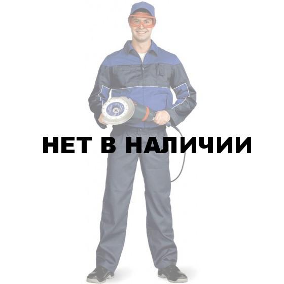 Костюм мужской Пегас т-синий с васильковым