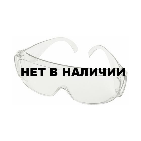 Очки открытые слесарные прозрачные (тип Люцерна)