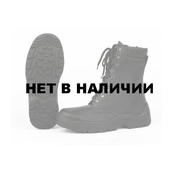 """Ботинки с высоким берцем мужские """"Айс-Рекс"""" на искусственном меху с МП"""