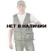 "Разгрузочная система для охоты ""Сафари"", камуфляж/хаки"