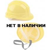 Каска промышленная Щит желтая