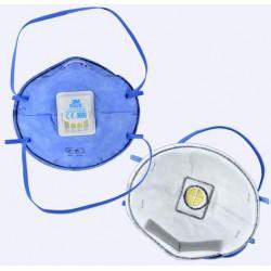 Респиратор от кислых газов и паров 3М-9926 с клапаном до 12ПДК (70070843720)