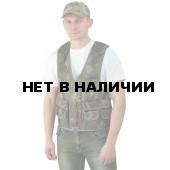 """Разгрузочная система для рыбалки """"Пескарь"""", камуфляж/хаки"""