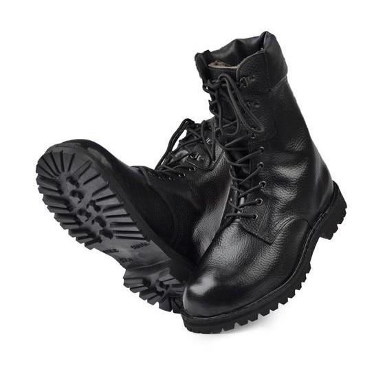 """Ботинки с высоким берцем """"Лесник 4х4"""", хром, рантопрошив, кожаная подкладка"""