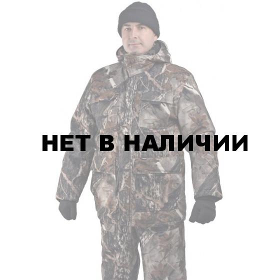 """Костюм мужской """"Вепрь"""" демисезонный, камуфляж алова """"Серый каштан"""""""