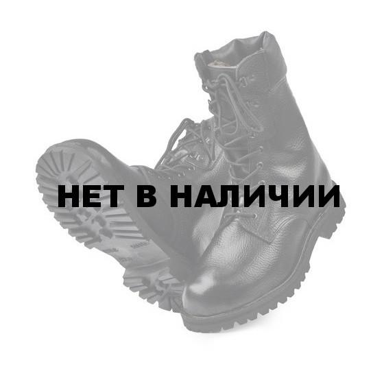 """Ботинки """"Лесник 4х4"""" с высоким берцем, хром, рантопрошив, натуральная шерсть"""