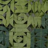 """Сеть маскировочная """"Стандарт"""" МС1-6 3х6м. (зелёный)"""