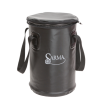 Складное ведро Sarma с крышкой С005-2(10л)