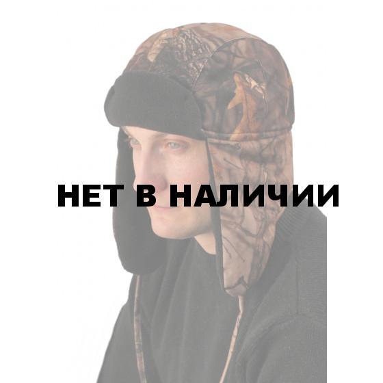 "Шапка ""Антифрост"", камуфляж ""Дубовый лес"", ткань Алова"