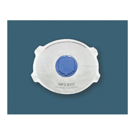 Респиратор противоаэрозольный НРЗ-0111 с клапаном FFP1 (аналог 3М 8112)