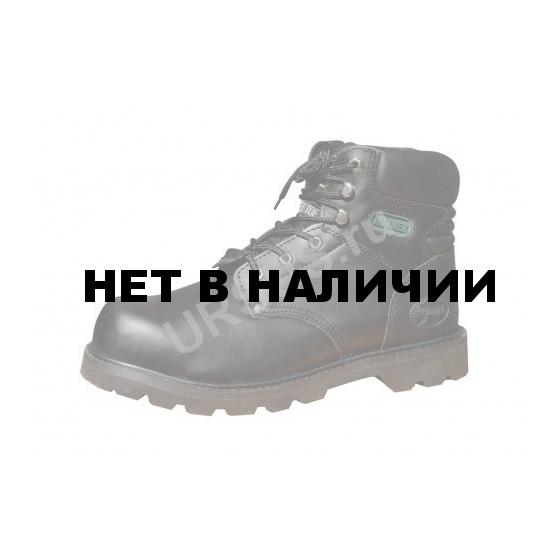 Ботинки Hummer с МП, черная кожа