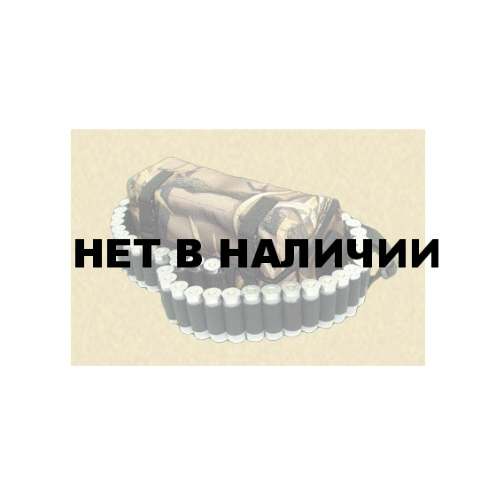 "Сумка+патронташ ""Казарка"" 12/16к. на 100 патронов"