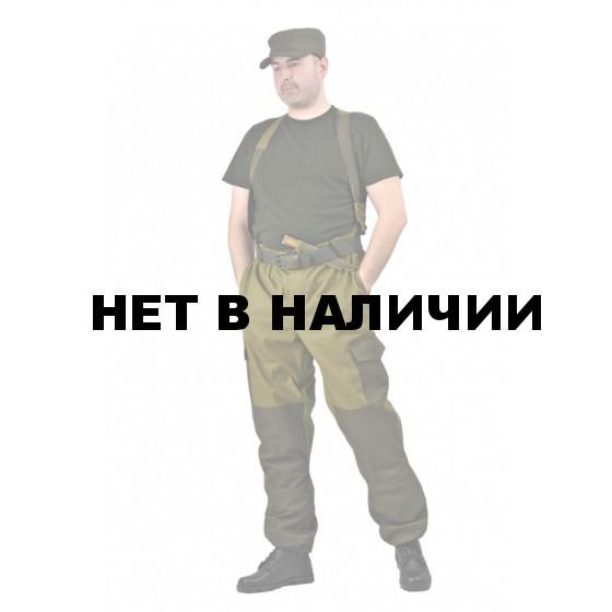 """Брюки мужские """"Горка 3"""" летние палатка хаки 100% хлопок"""