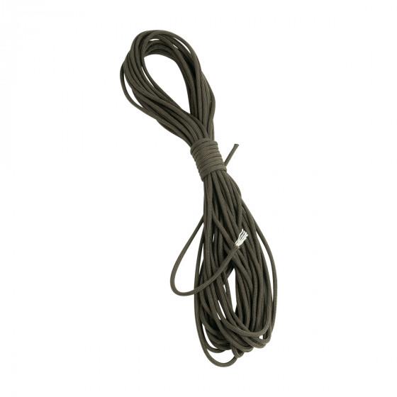 Стропа TT CORD / 20m olive, 0,4 x 200 cm, 7885.331