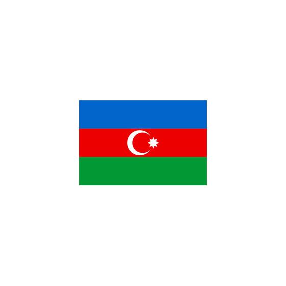 Флаг Азербайджан