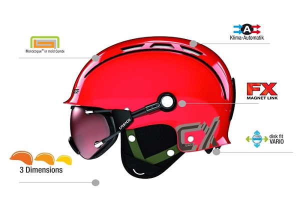 шлемы casco