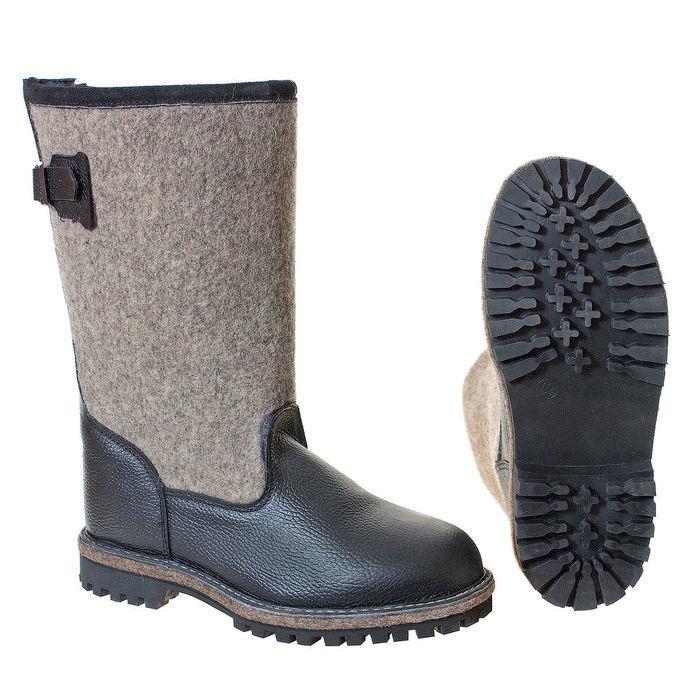 Войлочная и суконная обувь