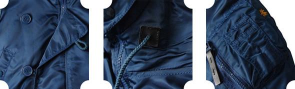 История и канонические модели военных курток Alpha Industries. Изображение № 27.
