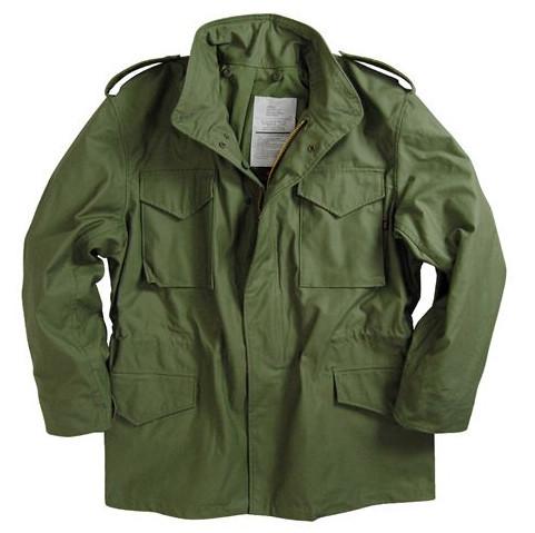 История и канонические модели военных курток Alpha Industries. Изображение № 13.