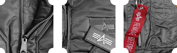 История и канонические модели военных курток Alpha Industries. Изображение № 19.