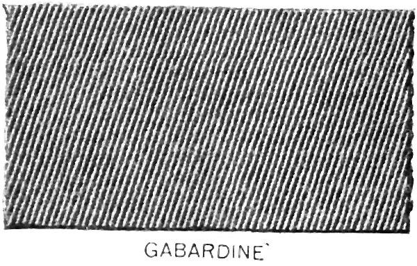 Габардин