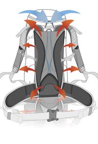 Система подвески Vent Comfort