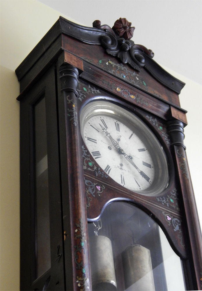 Большие часы ММ