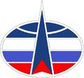 Малая эмблема Космических войск России.png
