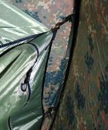 Подвесить внутреннюю палатку Палатка туристическая с большим тамбуром. Tengu Mark 11T