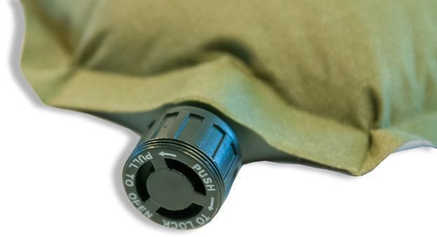 Воздушный клапан Туристический коврик для походов выходного дня или кемпинга Alexika Best