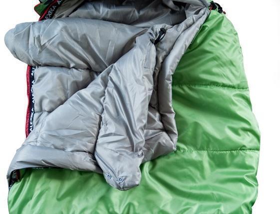 Тепловой воротник с обхватом в 360° может гарантировать минимальные теплопотери. Тепловой воротник-элемент системы повышенной защиты (Protective Shell) Облегчённый спальник на средние температуры Alexika West