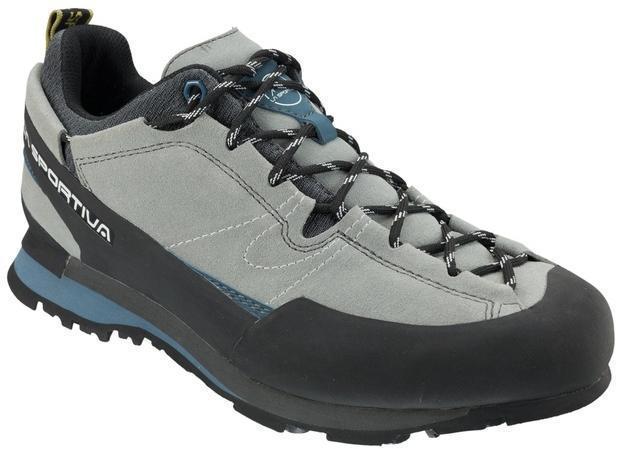 Кроссовки для подходов, виа-феррата и несложного лазания La Sportiva Boulder X Light Grey