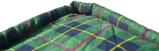 Тепловая планка, прикрывающая молнию. Позволяет избежать теплопотерь через молнию и защищает кожу от соприкосновения с металлом молнии. Самый популярный трехсезонный спальник-одеяло для комфортного сна даже в заморозки Alexika Tundra Plus