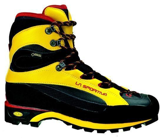 Легкие горные ботинки La Sportiva Trango Guide EVO GTX  Yellow/Black