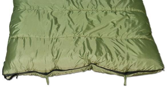 Петли для проветривания. Уникальный низкотемпературный спальник-одеяло с большим объемом утеплителя Tengu Mark 73SB