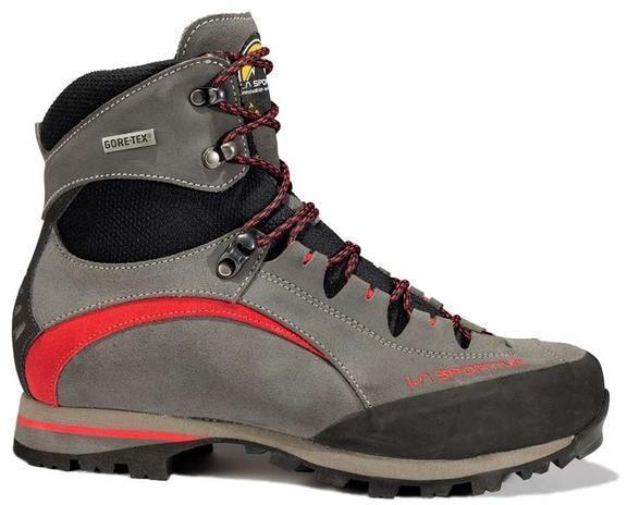 Универсальные трекинговые ботинки La Sportiva Trango Trek Micro Evo GTX Antracite / Red