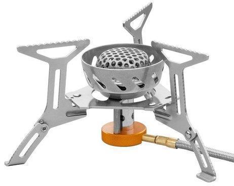 Газовая горелка со встроенной ветрозащитой Fire-Maple Spark FMS-121