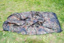 Разложить внешний тент Легкая однослойная палатка Tengu MARK 19T
