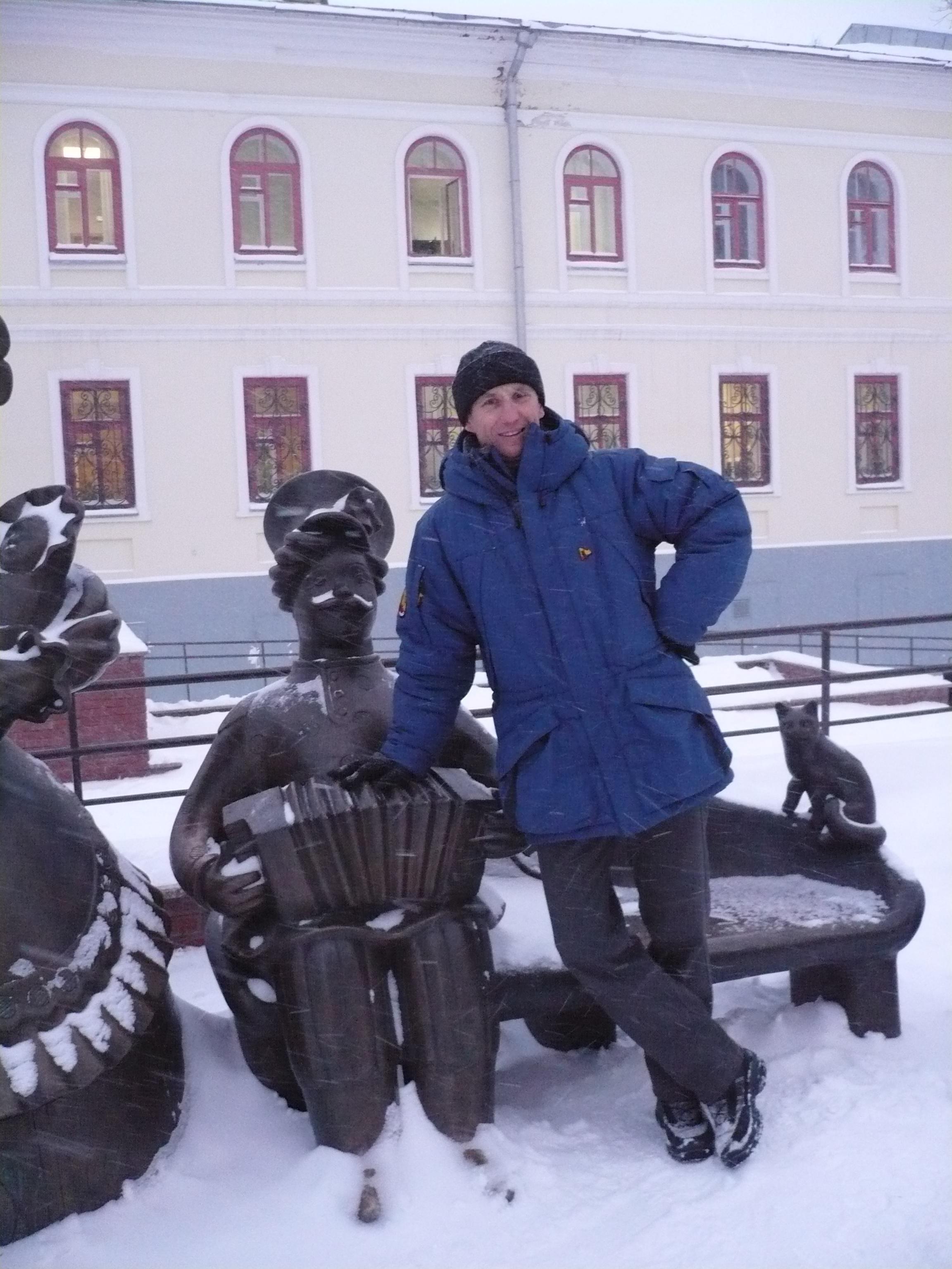 г. Киров, ноябрь 2010 Куртка Баск ANTARCTIC